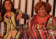 O samba feminino tem vez no 'esquenta'!