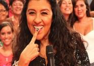 Regina Casé estreia programa de auditório