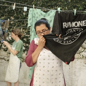 01/2014 - Still longa metragem ' Que Horas Ela Volta' - De Anna Muylaert foto: Aline Arruda